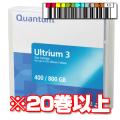 Quantum LTO3 ラベル付きデータカートリッジ