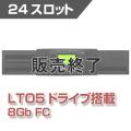 Tandberg Data テープライブラリ NEOs T24 LTO5 FC(24スロット) NEOsT245FC