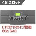 Tandberg Data テープライブラリ NEOs T48 LTO7 SAS(48スロット) NEOsT487SA