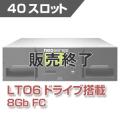 LTO6 40スロット テープライブラリ OV-NEOxl406FC
