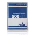 Tanfbergdata RDX 500GB データカートリッジ