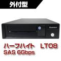 Quantum LTO8 ドライブ TC-L82BN-AR