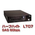 IBM TS2270 LTO7 HH ドライブ