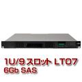 IBM System Storage TS2900 テープ・オートローダー Express (LTO7 HH SASドライブ搭載) 6171S7R