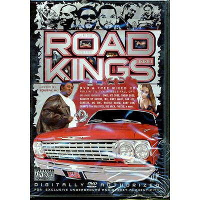 【DVD】KINTO SOLROAD KINGS DVD