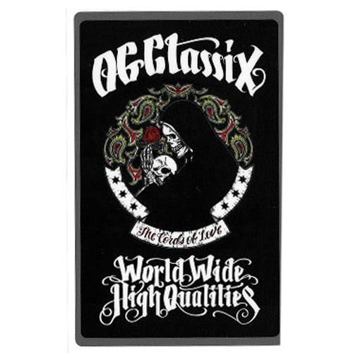 【OG CLASSIX】オージークラシックス CORDS OF LOVE STICKER  ステッカー