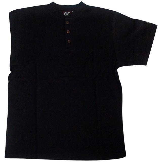 【OUTLET!!】【OG CLASSIX】オージークラシックス OG SS HENLEY NECK ポロシャツ