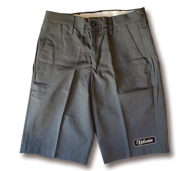 【OG CLASSIX/オージークラシックス】【RED KAP/レッドキャップ】PATCH WORK SHORT PANTS【ショートパンツ】【ワークパンツ】【コラボ】