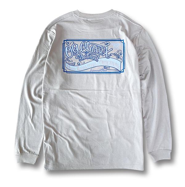 【OG CLASSIX/オージークラシックス】CORPORATE SIGN 5.6oz. LONG SLEEVE【Tシャツ】【長袖】【5.6oz.】