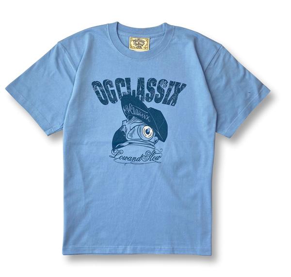 【OG CLASSIX/オージークラシックス】OG EAGLE 6.2oz. S/S TEE【Tシャツ】【6.2oz】
