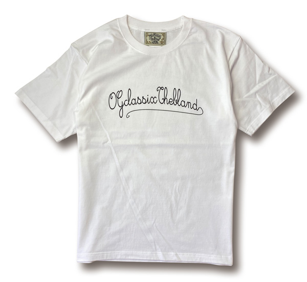 【OG CLASSIX/オージークラシックス】PEN SCRIPT 6.2oz. S/S TEE【Tシャツ】【6.2oz】