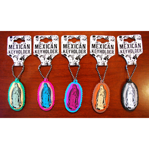 【IMPORT GOODS】MEXICAN MARIA RUBBER K/H(2) キーホルダー