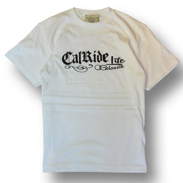 【OG CLASSIX/オージークラシックス】【CALRIDE/キャルライド】OLD LIFE  TEE【シボレー】