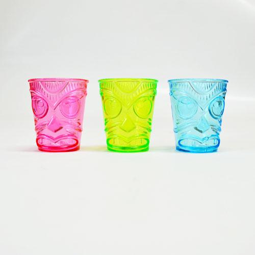 【IMPORT GOODS】TIKI SHOT GLASS 3SET【ショットグラス】