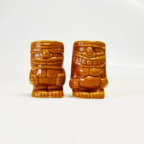 【IMPORT GOODS】TIKI SALT&PAPPER【キッチン用品】