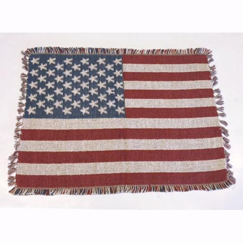 【IMPORT GOODS】USA miniマット【マット】【アメリカ】【国旗】