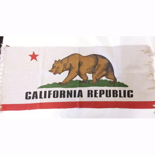 【IMPORT GOODS】CALIFORNIA キッチンマット【キッチンマット】【カリフォルニア】【熊】【ベアー】