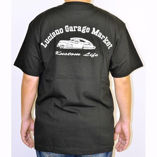 【Luciano Garage Market/ルチアーノガレージマーケット】THE BOMB 3 TEE【半袖Tシャツ】【シボレー】【フリートライン】【ボム】