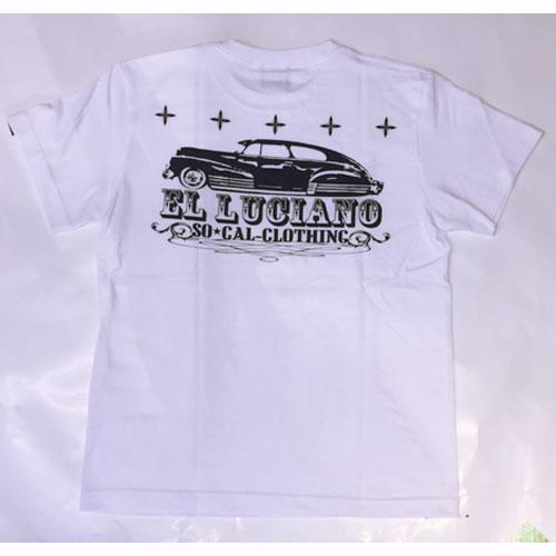 【Luciano Garage Market/ルチアーノガレージマーケット】EL LUCIANO SO CAL TEE 3【半袖Tシャツ】【フリートライン】【ボム】