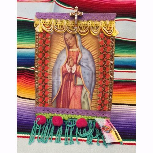 【mii mariabonita】MEXICAN PHOTO FRAME(1)【フォトフレーム】【写真立て】【メキシカン】【マリア】【グアダルーペ】