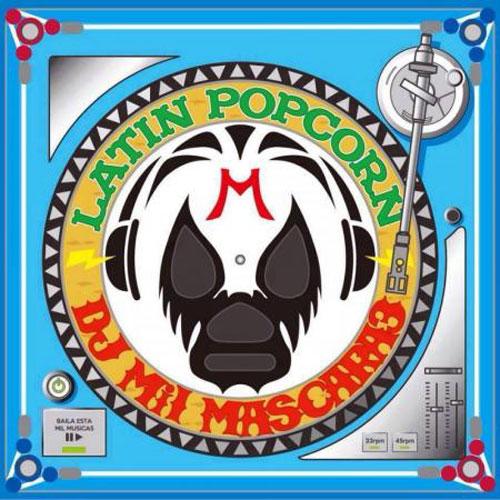 【CD】DJ Mi1 Mascara3-Latin Popcorn-【ラテン】【レゲトン】【バチャータ】