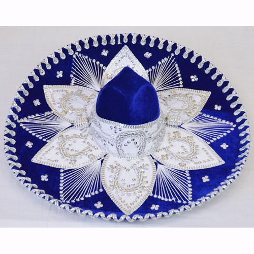 【MEXICO】CHARRO MEXICAN SOMBRERO【ソンブレロ】