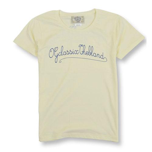 【OG CLASSIX/オージークラシックス】PEN SCRIPT LADY TEE【レディース】【半袖Tシャツ】【ロゴ】