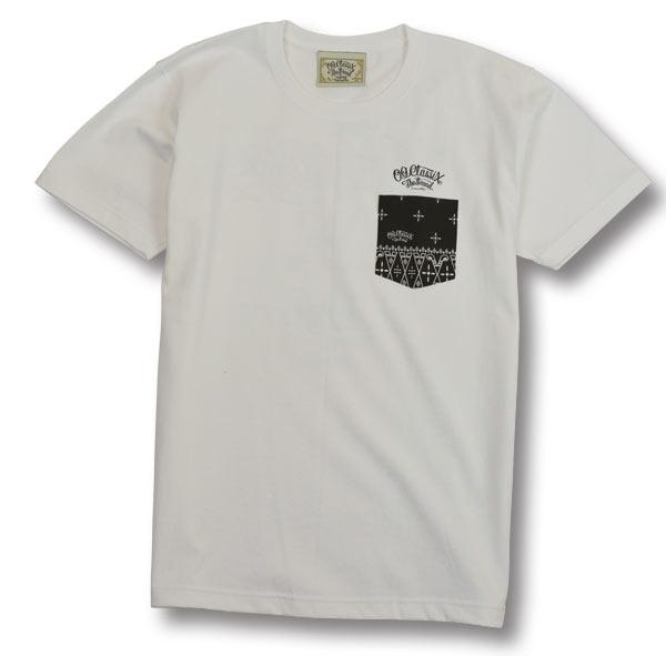 【OG CLASSIX/オージークラシックス】OG HIGH CROSS POCKET TEE【Tシャツ】【クロス】