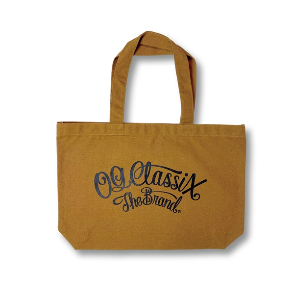 【OG CLASSIX/オージークラシックス】HEAVY CANVAS BAG【トートバッグ】【キャンパストートバッグ】