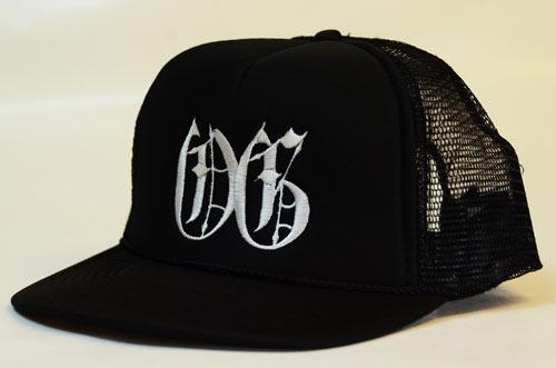 【KIDS】【OG CLASSIX/オージークラシックス】OLD-E KIDS MESH CAP【メッシュキャップ】【ロゴ】【刺繍】【ツバ裏】