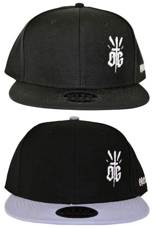 【OG CLASSIX/オージークラシックス】OG CROSS SNAP BACK CAP【スナップバックキャップ】【帽子】