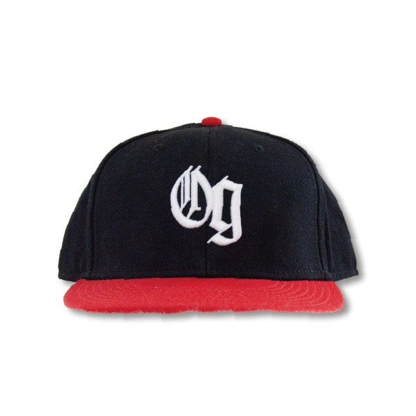 3colors【OG CLASSIX/オージークラシックス】OLD OG SNAP BACK CAP【スナップバックキャップ】【帽子】