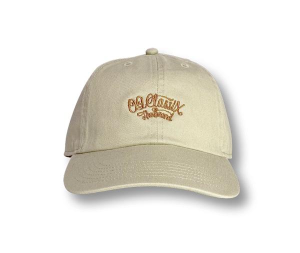3colors【大人気】【OG CLASSIX/オージークラシックス】COTTON CAP【ポロキャップ】【NEWHATTAN】【ロゴ】【コットン】【刺繍】【MENS】【LADYS】【KIDS】