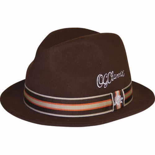 【OG CLASSIX/オージークラシックス】HIGH CLASSIX WOOL HAT【ウールハット】【刺繍】