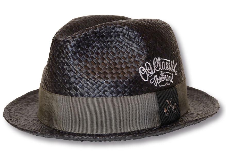 【OG CLASSIX/オージークラシックス】RAFIA WORLD STRAW HAT【ストローハット】【ラフィア素材】【帽子】