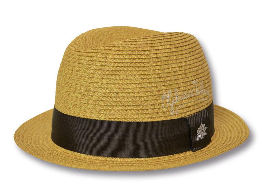 【OG CLASSIX/オージークラシックス】PENSCRIPT CHOLO HAT【ストローハット】【チョロハット】【帽子】【ロゴ】