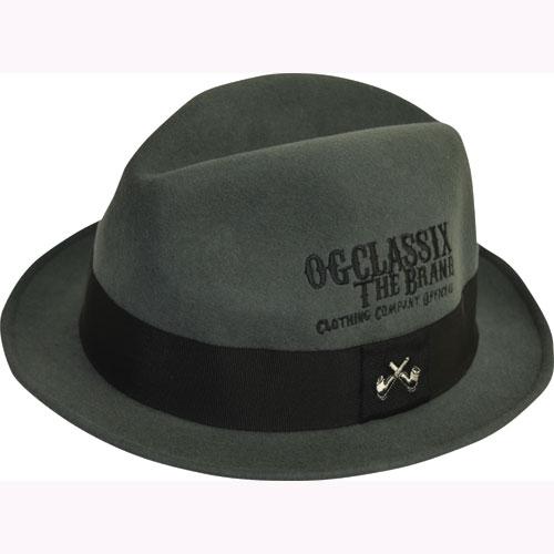 【OG CLASSIX】【オージークラシックス】OFFICIAL OG WOOL HAT【ハット】