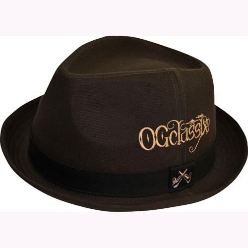 【OG CLASSIX】【オージークラシックス】OG SMOKING COTTON HAT【ハット】