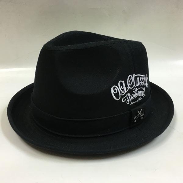 【OG CLASSIX/オージークラシックス】WORLD COTTON HAT【ハット】【コットン】