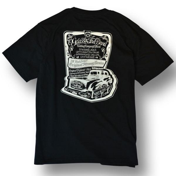 【KIDS】【OG CLASSIX/オージークラシックス】V8 HIGH POWER  KIDS TEE【Tシャツ】【5.6oz】【キッズ】【オールド】【V8】【シボレー】【トラック】【半袖】