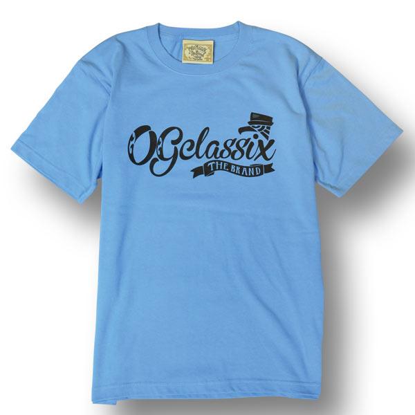 【KIDS】【OG CLASSIX/オージークラシックス】CLASSIX TAG KIDS TEE【Tシャツ】【5.6oz】【キッズ】【バンダナ】【半袖】
