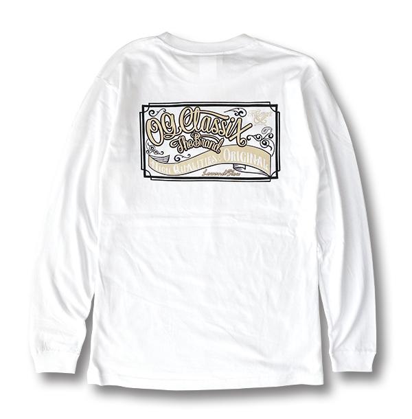 【KIDS】2colors【OG CLASSIX/オージークラシックス】CORPORATE SIGN KIDS LONG SLEEVE【Tシャツ】【長袖】【キッズ】