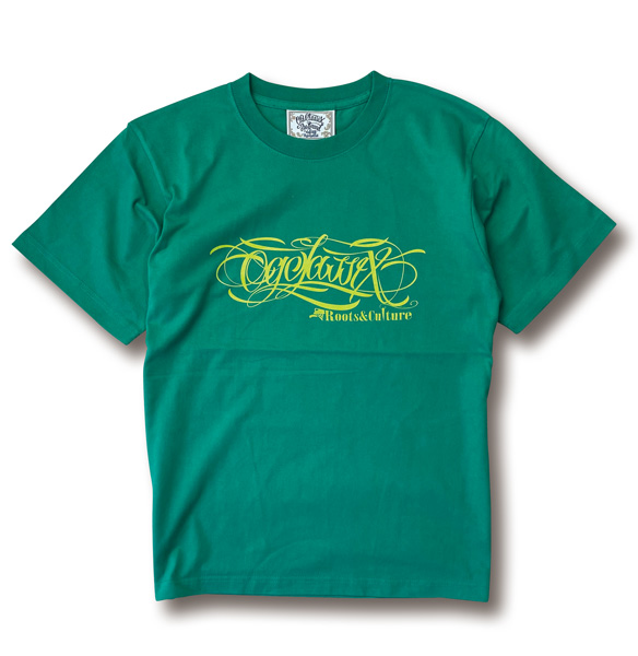 【KIDS】2colors【OG CLASSIX/オージークラシックス】ORIGINAL SCRIPT KIDS TEE【Tシャツ】【5.6oz】【キッズ】【半袖】