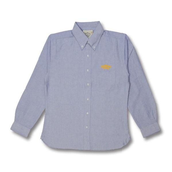 3colors【OG CLASSIX/オージークラシックス】OX FORD B.D. LS SHIRTS【長袖ボタンシャツ】【オックスフォード】【定番】