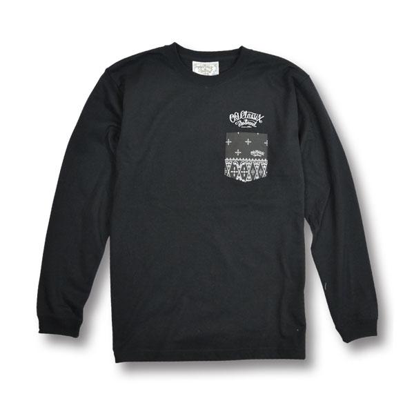 【OG CLASSIX/オージークラシックス】RC SKULL LONG SLEEVE【Tシャツ】【長袖】