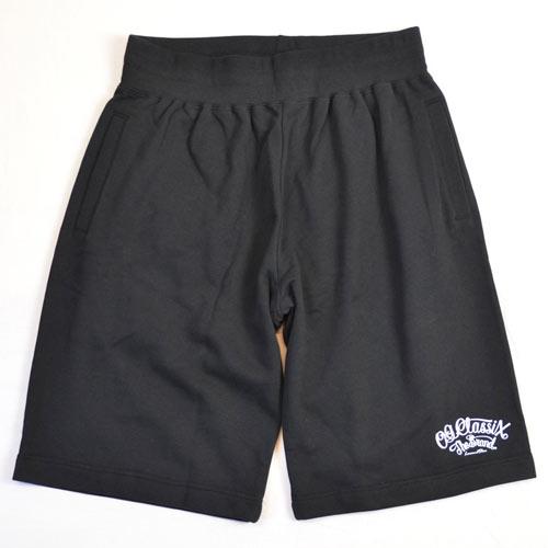 【OG CLASSIX/オージークラシックス】FAT WORLD SWEAT SHORT PANTS【スウェット】【ショートパンツ】