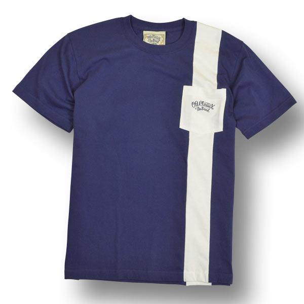 【OG CLASSIX/オージークラシックス】CLASSSIX LINE WORLD TEE【Tシャツ】【6.2oz】【ライン】