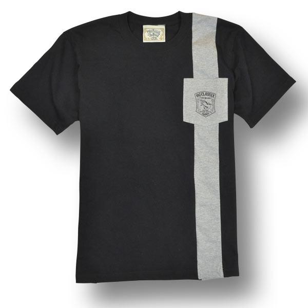 【OG CLASSIX/オージークラシックス】CLASSSIX LINE PRAY HAND TEE【Tシャツ】【6.2oz】【ライン】