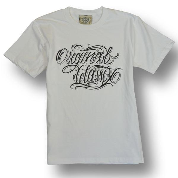 【OG CLASSIX/オージークラシックス】ORIGINAL SCRIPT TEE【Tシャツ】【6.2oz】【スクリプト】