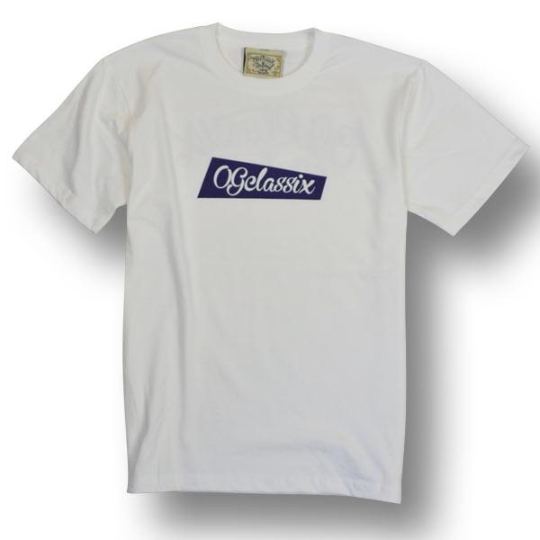 再入荷!!【OG CLASSIX/オージークラシックス】BOWTIE SCRIPT TEE【Tシャツ】【6.2oz】【スクリプト】